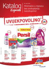 dm EXPRESS Katalog - Akcija do 31.03.2020.