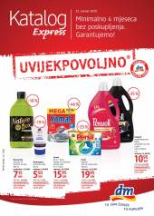 dm EXPRESS Katalog - Akcija do 04.02.2020.