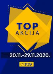FIS TOP AKCIJA do 29.11.2020. godine