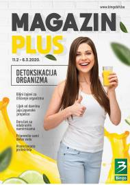 KRALJ DOBRIH CIJENA BINGO PLUS - MAGAZIN PLUS  - DODATNO SNIŽENO  do 06.03.2020