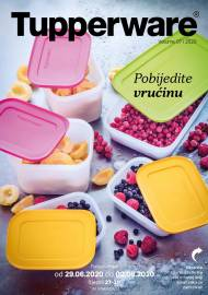 TUPPERWARE Katalog -  Akcija sniženja do 02.08.2020.