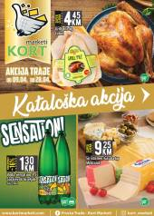 KORT Marketi - KATALOG  Akcija do 28.04.2021