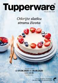 TUPPERWARE Katalog -  Akcija sniženja do 28.06.2020.
